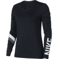 Nike Wmns Pro Warm Long Sleeve Top