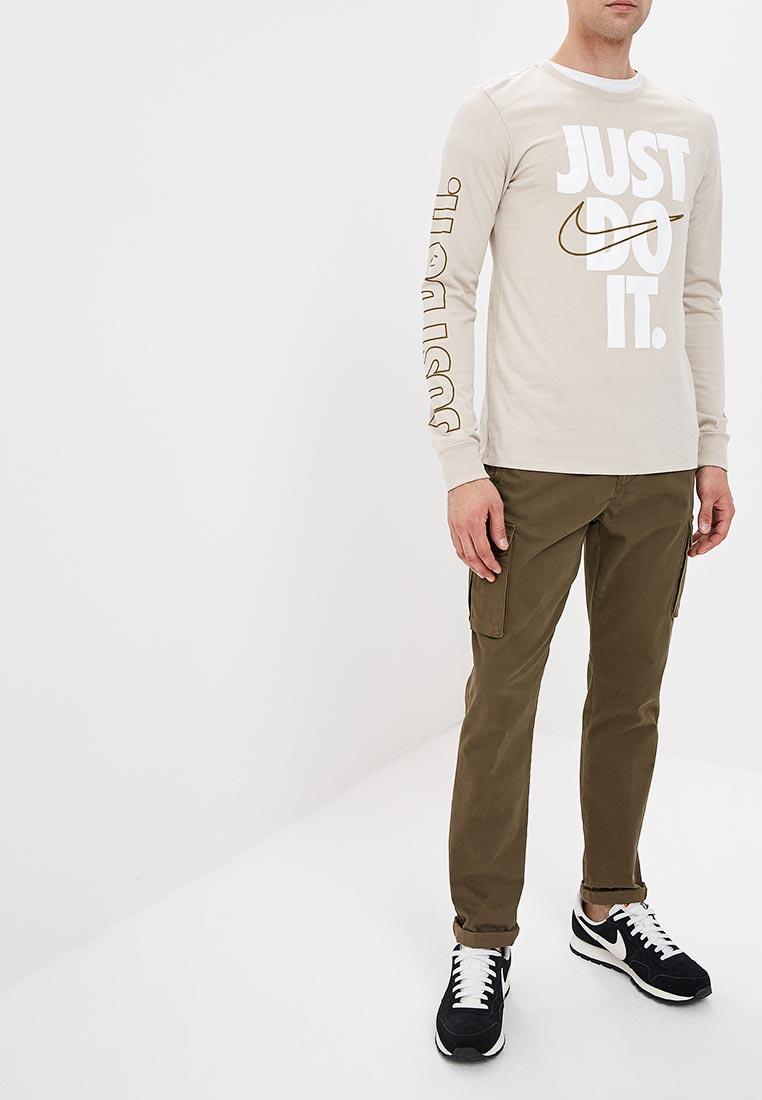 fe847ff1 Nike Just Do It Long Sleeve T-Shirt - SPORTING GOODS Sports Shirts ...