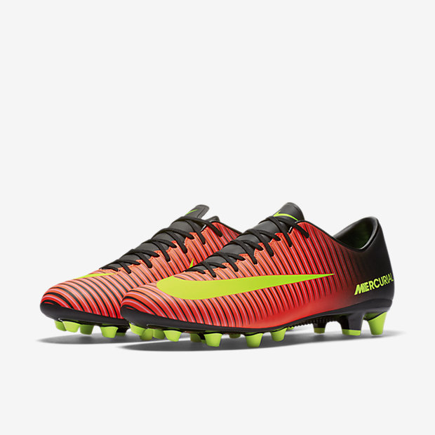hot sale online b5e84 98a1e ... norway nike mercurial victory vi ag pro soccer cleats size 38.5 . a1f62  eb503
