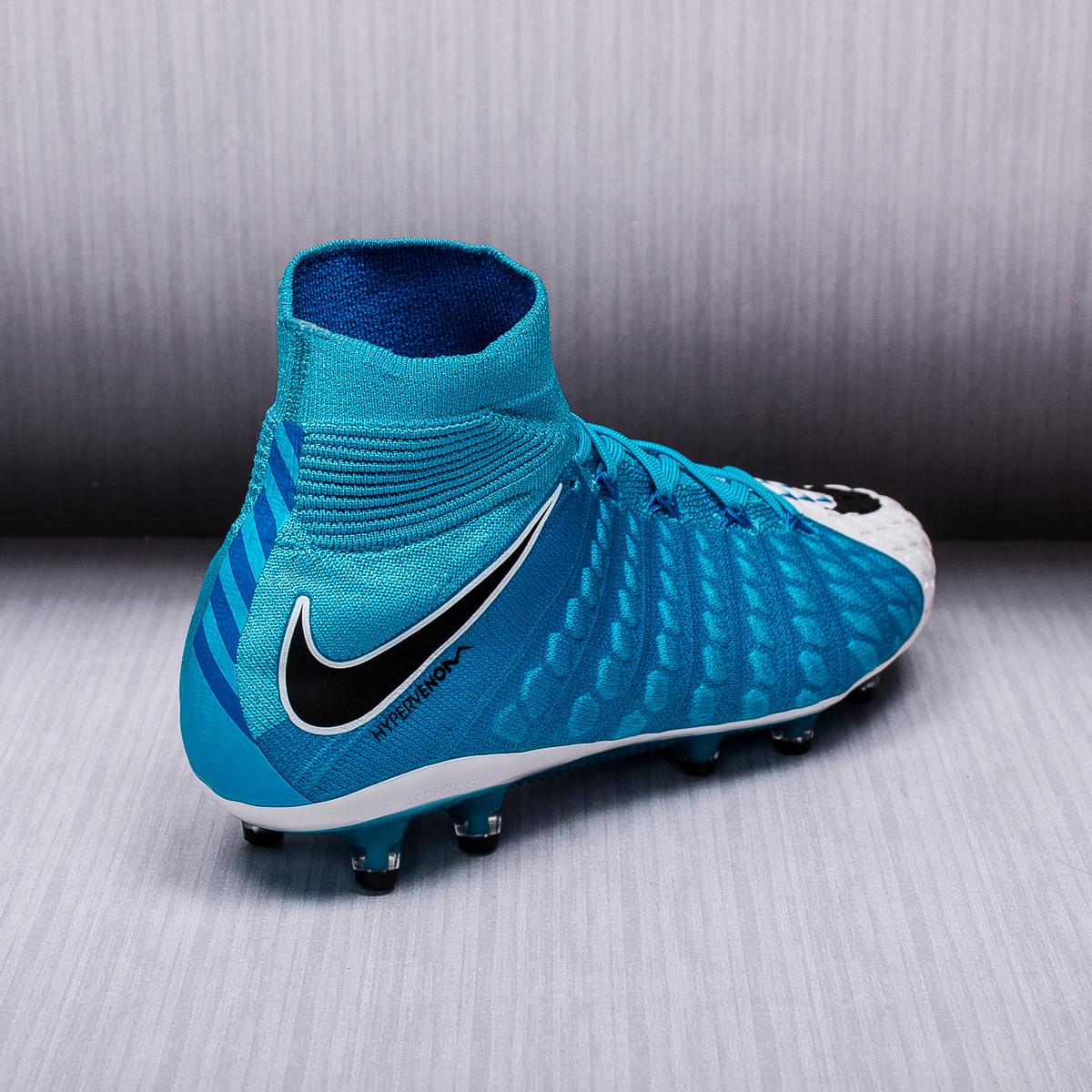 uk availability 48e97 7cb67 Nike Hypervenom Phantom 3 DF AG-PRO Soccer Cleats - Soccer ...