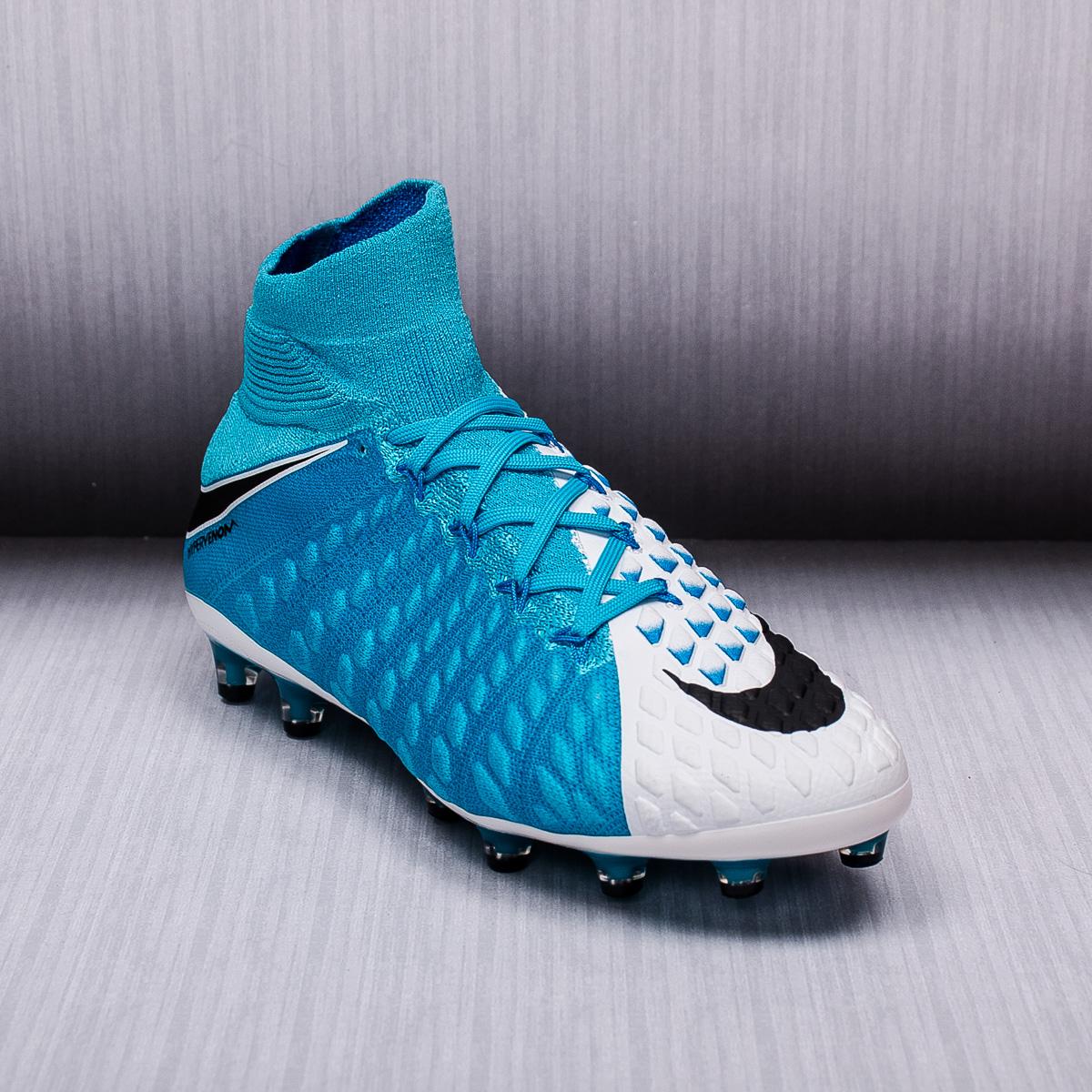 uk availability ccd2c b05a2 Nike Hypervenom Phantom 3 DF AG-PRO Soccer Cleats - Soccer ...