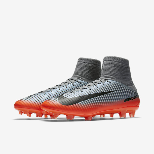 c1d4f06ac887 Nike Mercurial Veloce III DF CR7 FG - Soccer Cleats CR7 Ronaldo Football  Cleats - Superfanas.lt