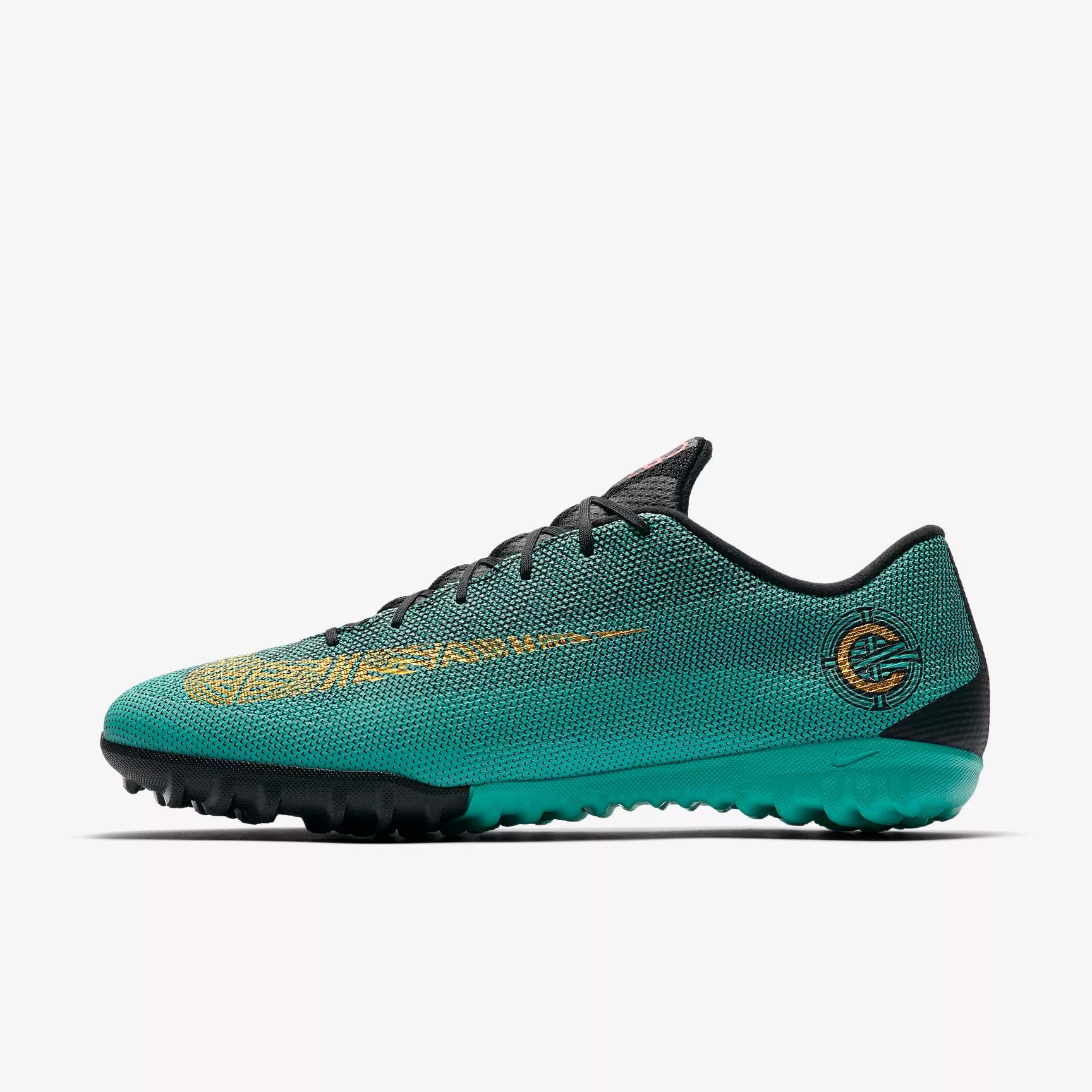 Nike Mercurialx Vapor Xii Academy Cr7 Tf Soccer Cleats