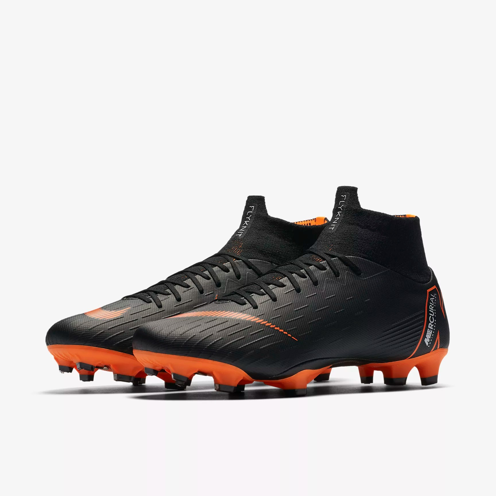 Nike Mercurial Superfly VI Pro FG Soccer Cleats - Soccer ...