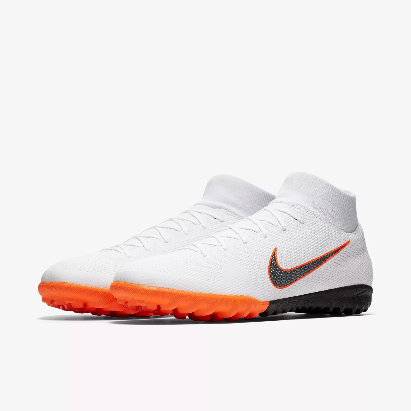 80b136433 Nike MercurialX Superfly VI Academy TF Soccer Cleats - Soccer Cleats Nike  Football Boots - Superfanas.lt