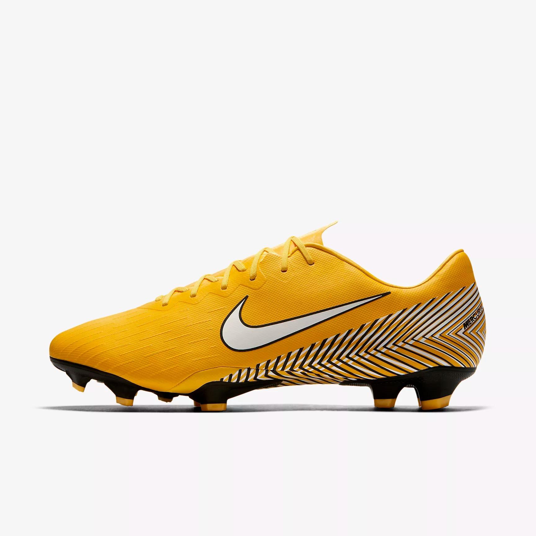 nike mercurial vapor xii pro neymar jr fg soccer cleats