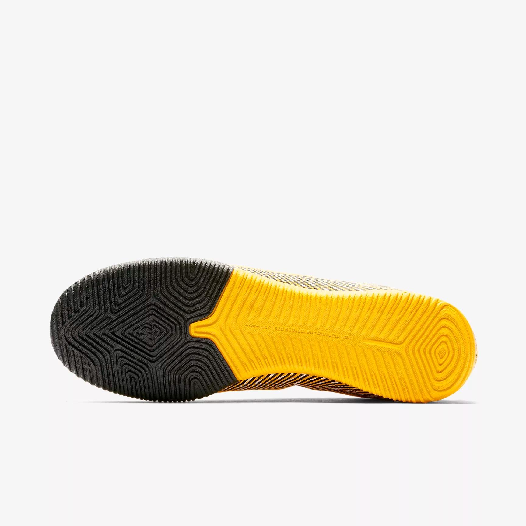 2a65bf65267 Nike Mercurial Vapor XII Academy Neymar Jr. IC Soccer Cleats ...