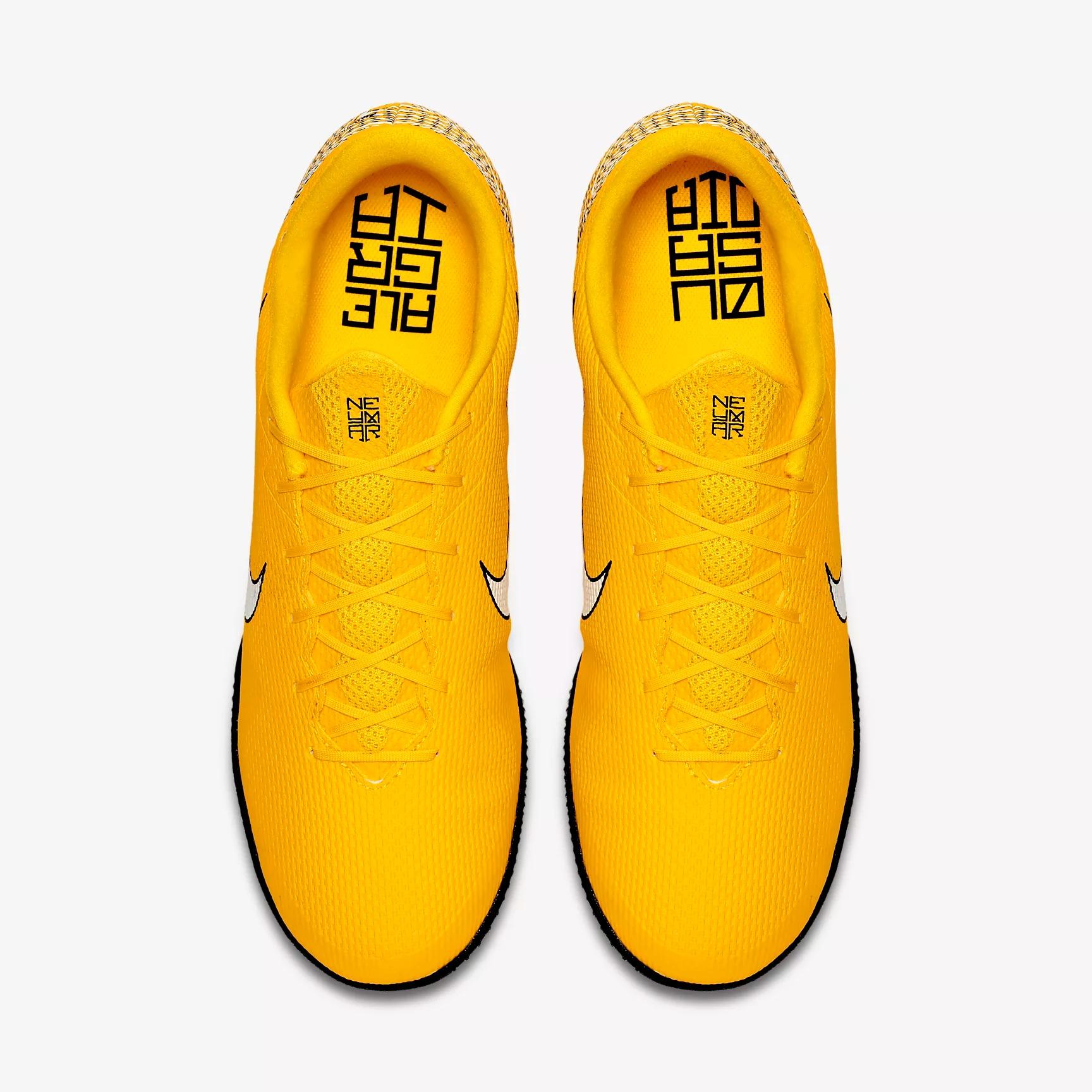 save off 3bcf7 8e8a0 Nike Mercurial Vapor XII Academy Neymar Jr. IC Soccer Cleats