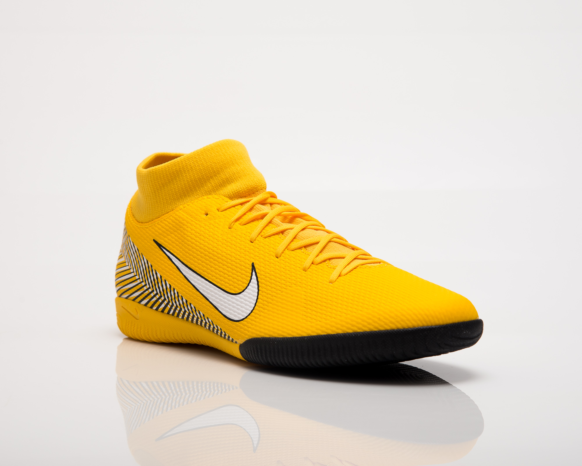 68d5f3be4 Nike Mercurial Superfly VI Academy Neymar Jr. IC Soccer Cleats ...