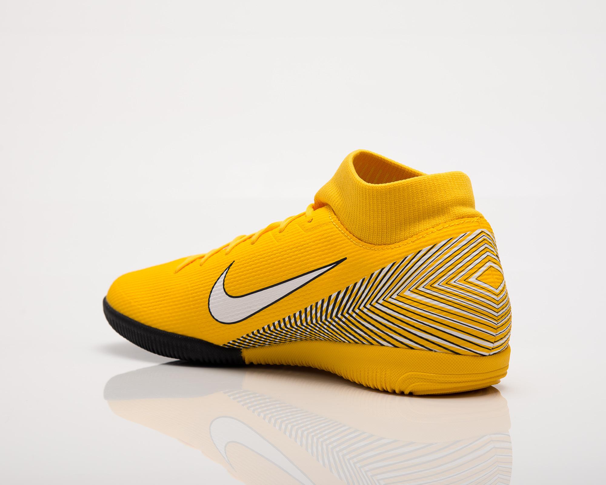 uk availability 0f4fa 7353d Nike Mercurial Superfly VI Academy Neymar Jr. IC Soccer ...