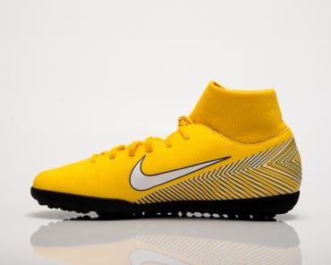 b6f63809ffd3 Nike Mercurial Superfly VI Club Neymar Jr. TF Soccer Cleats - Soccer ...