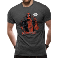 Deadpool Who Me Official Tee