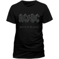 AC/DC Back In Black Tee
