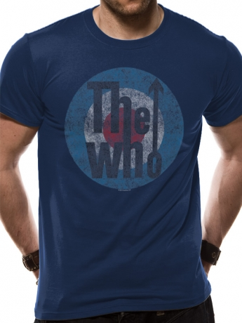 The Who Target Tee Last Size S