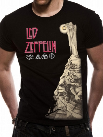 Led Zeppelin Hermit Official Tee