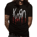 KORN Dripping Logo Official Tee