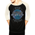 Ac/Dc  High Voltage Baseball Shirt Longsleeve
