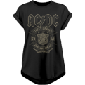 AC/DC Done Cheap Ladies Tee