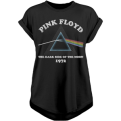 Pink Floyd Retro Dsotm Ladies Tee
