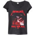 Metallica Kill Em All Ladies Tee