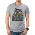 Pink Floyd Prism Illustration T-shirt