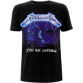 Metallica Ride The Lightning Tracks Tee