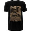 Led Zeppelin Faded Falling Tee