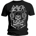 Slayer Skull & Bones Revised Tee