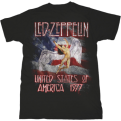 Led Zeppelin Stars N' Stripes USA '77 Tee