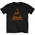 Def Leppard Classic Triangle Tee