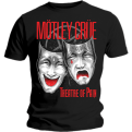Motley Crue Theatre of Pain Cry Tee