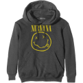 NIRVANA Yellow Smiley Unisex Džemperis