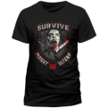 The Walking Dead Survive Protect Defend Tee