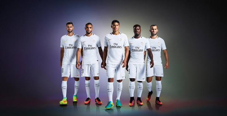 PSG 2016-17 Third Kit