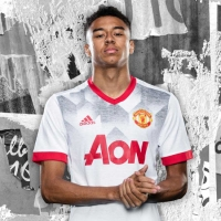 Adidas Manchester United 2017 Pre-Match Shirt Released
