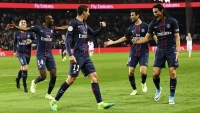Paris Saint-Germain 4 - 0 Guingamp (VIDEO)