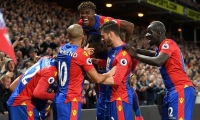 PREMIER LYGA: Arsenal 0 - 3 Crystal Palace (VIDEO)