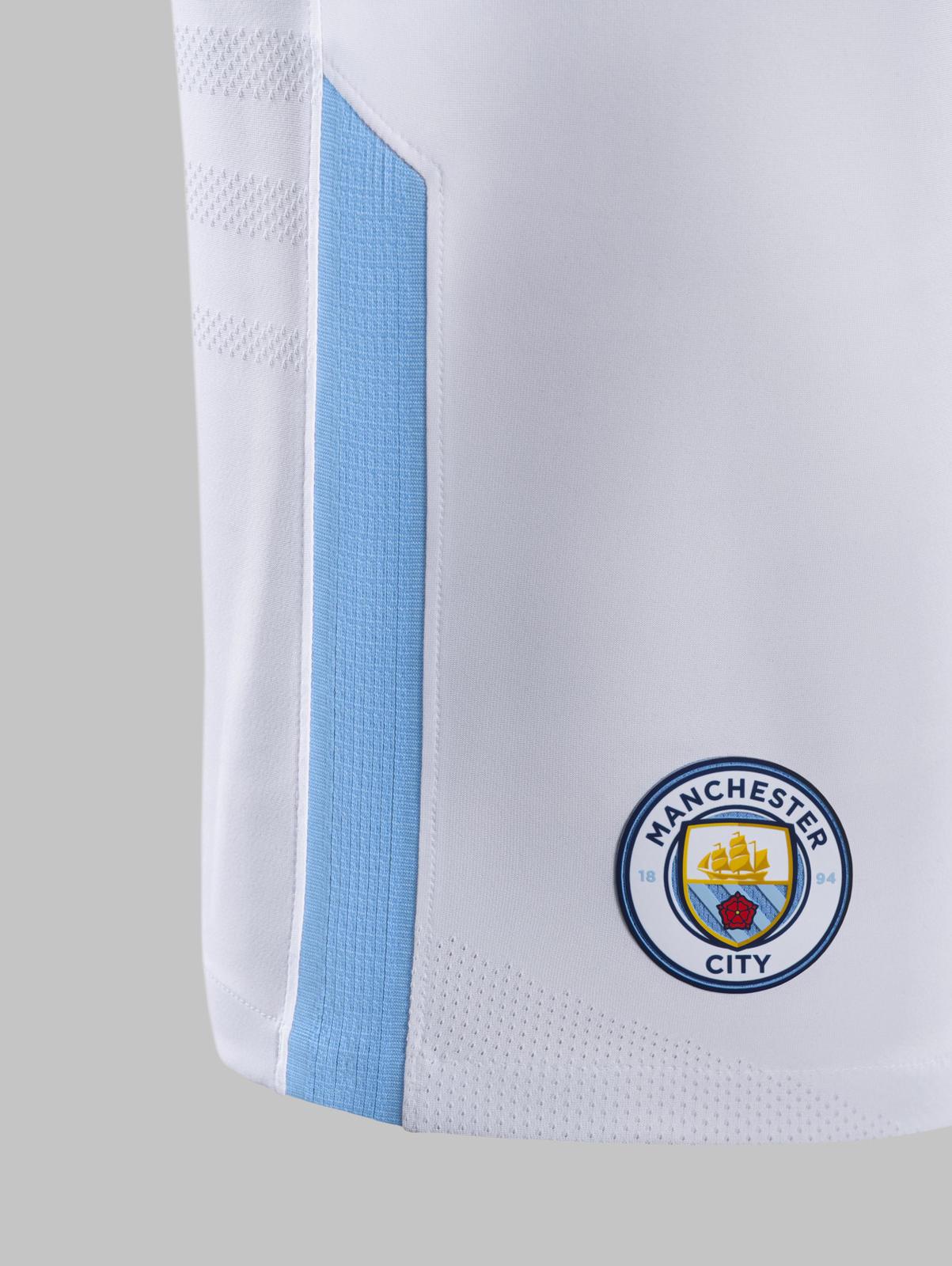 2017-18 Manchester City Marškineliai