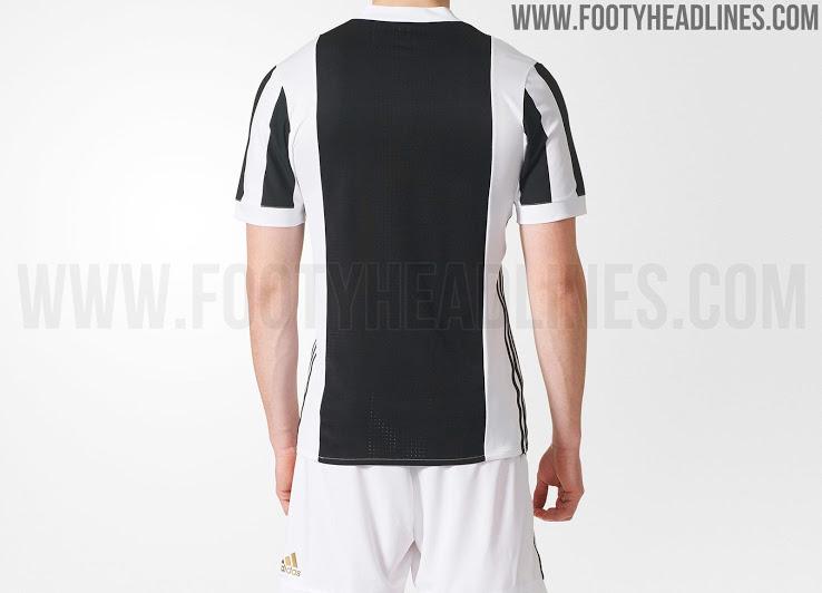 Turino Juventus 2017-18 namų marškinėliai