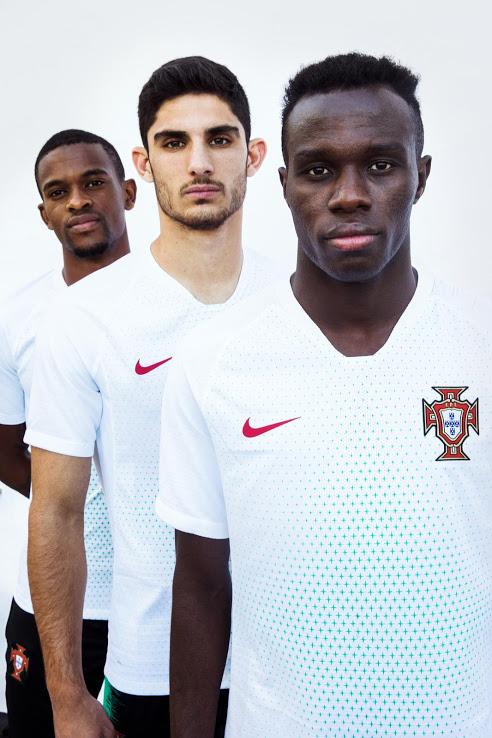 Portugalijos rinktinės 2018 pasaulio čempionato apranga