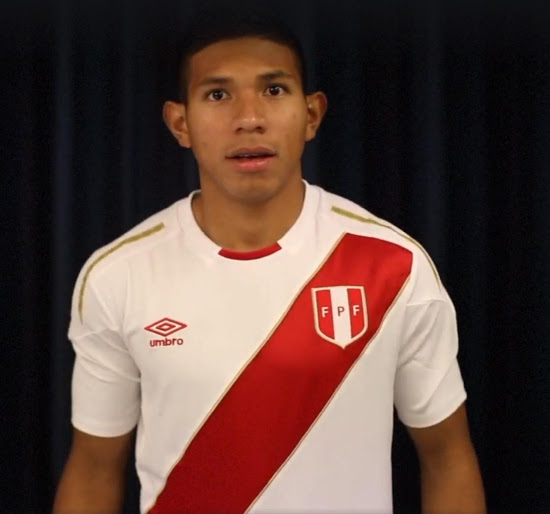 Peru rinktinės 2018 pasaulio čempionato apranga