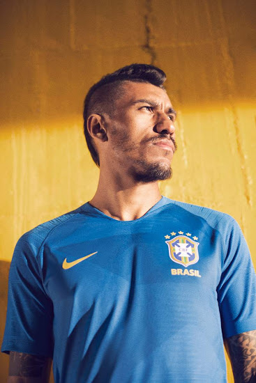 Brazilijos rinktinės 2018 pasaulio čempionato apranga