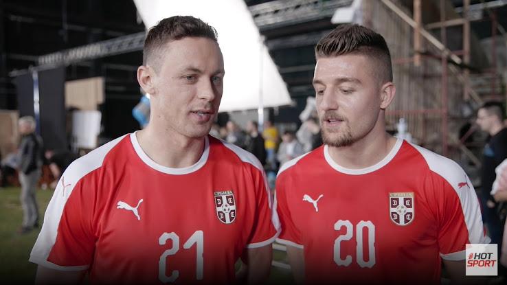 Serbijos rinktinės 2018 pasaulio čempionato apranga