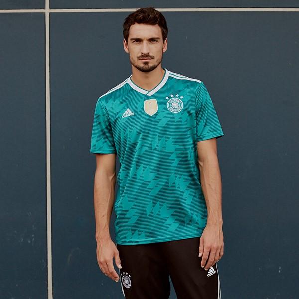 Vokietijos rinktinės 2018 pasaulio čempionato apranga