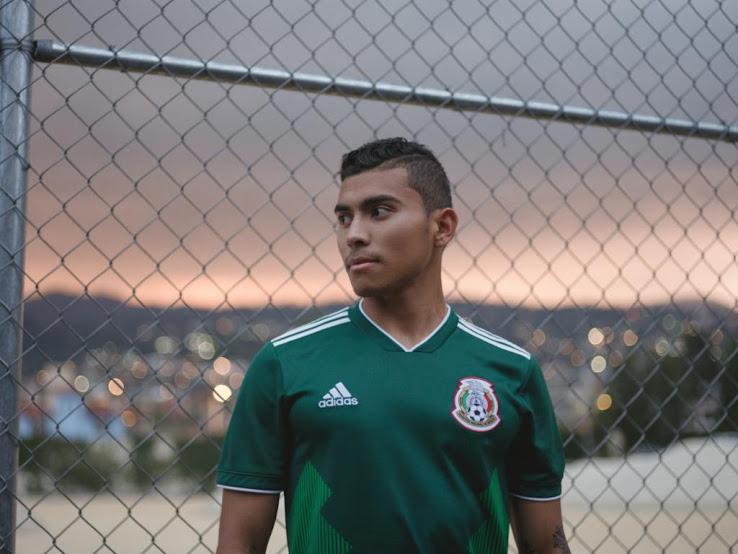 Meksikos rinktinės 2018 pasaulio čempionato apranga