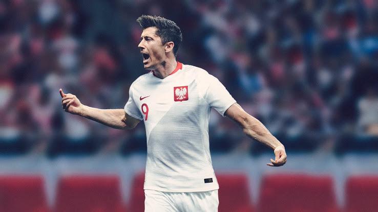 Lenkijos rinktinės 2018 pasaulio čempionato apranga