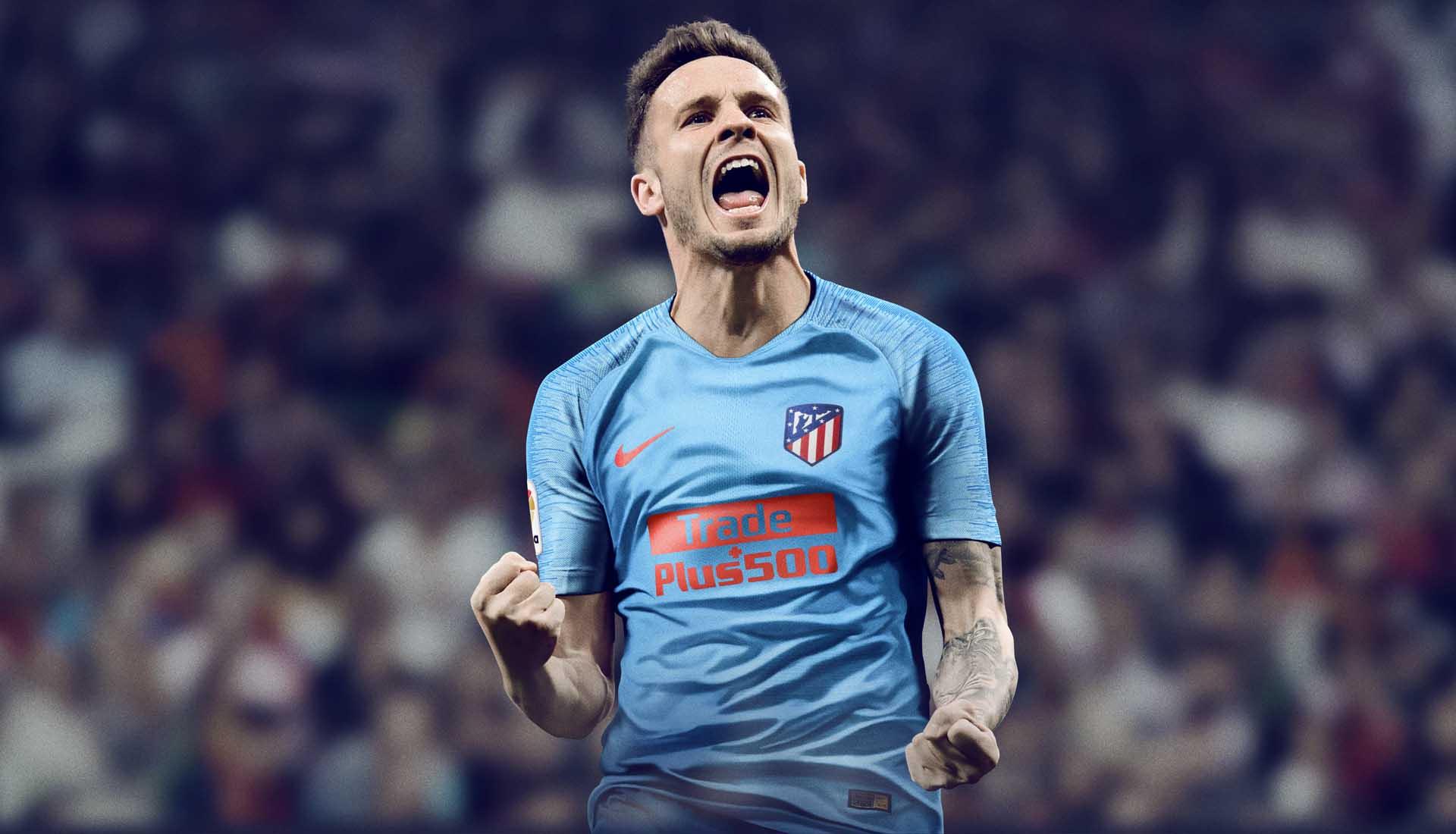 Atletico Madrid 2018-19 Marškinėliai (NIKE)