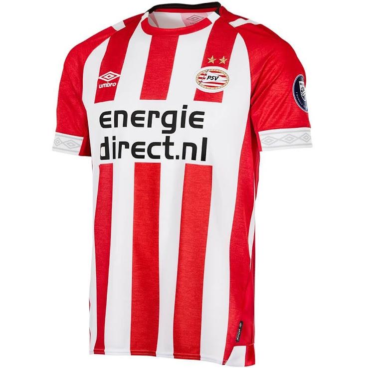 PSV 2018-19 MARŠKINĖLIAI (UMBRO)