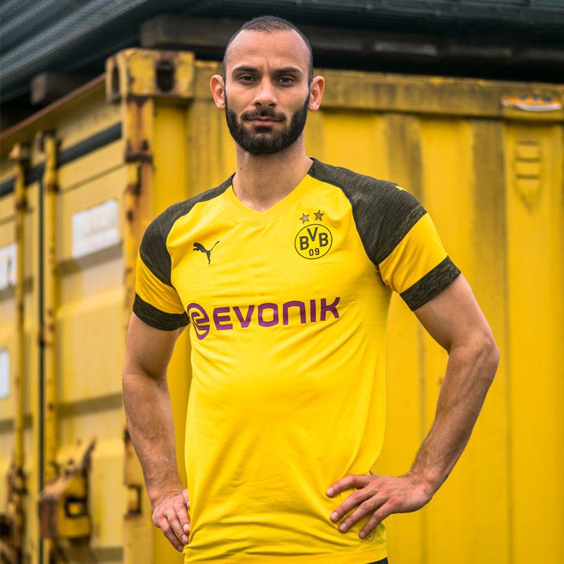 Borussia Dortmund 2018-19 Marškinėliai (PUMA)