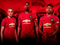 Manchester United 2019-20 adidas Home Kit